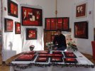 Stand d'Elisabeth - Collection Rouges